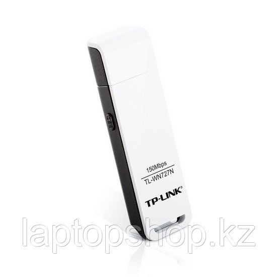 Сетевая карта TP-Link TL-WN727N, Беспроводная, 150M, USB