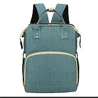 Сумка-рюкзак с пеленальным манежем, фото 2
