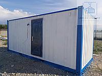 Жилой 20 футовый контейнер в Алматы на заказ, фото 1