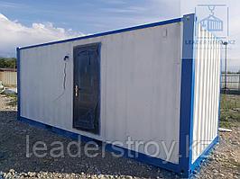 Жилой 20 футовый контейнер в Алматы на заказ