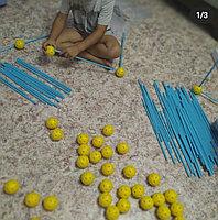Строительный конструктор(72 детали), фото 3