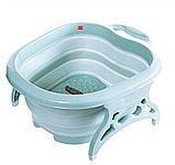 Ванночка для педикюра складная массажная, фото 2