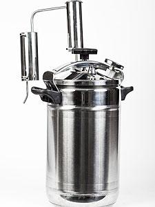 Дистиллятор 20л Первач-СуперЭлит 20Т