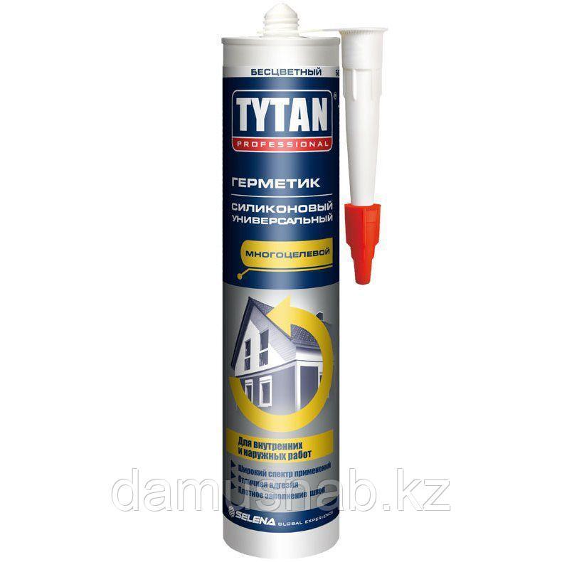 TYTAN силикон универсальный черный 280 мл