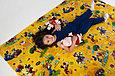 Детский термоковрик для ползания игровой  рулонный Мики маус, фото 9