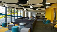 Акустические потолочные панели Canopy