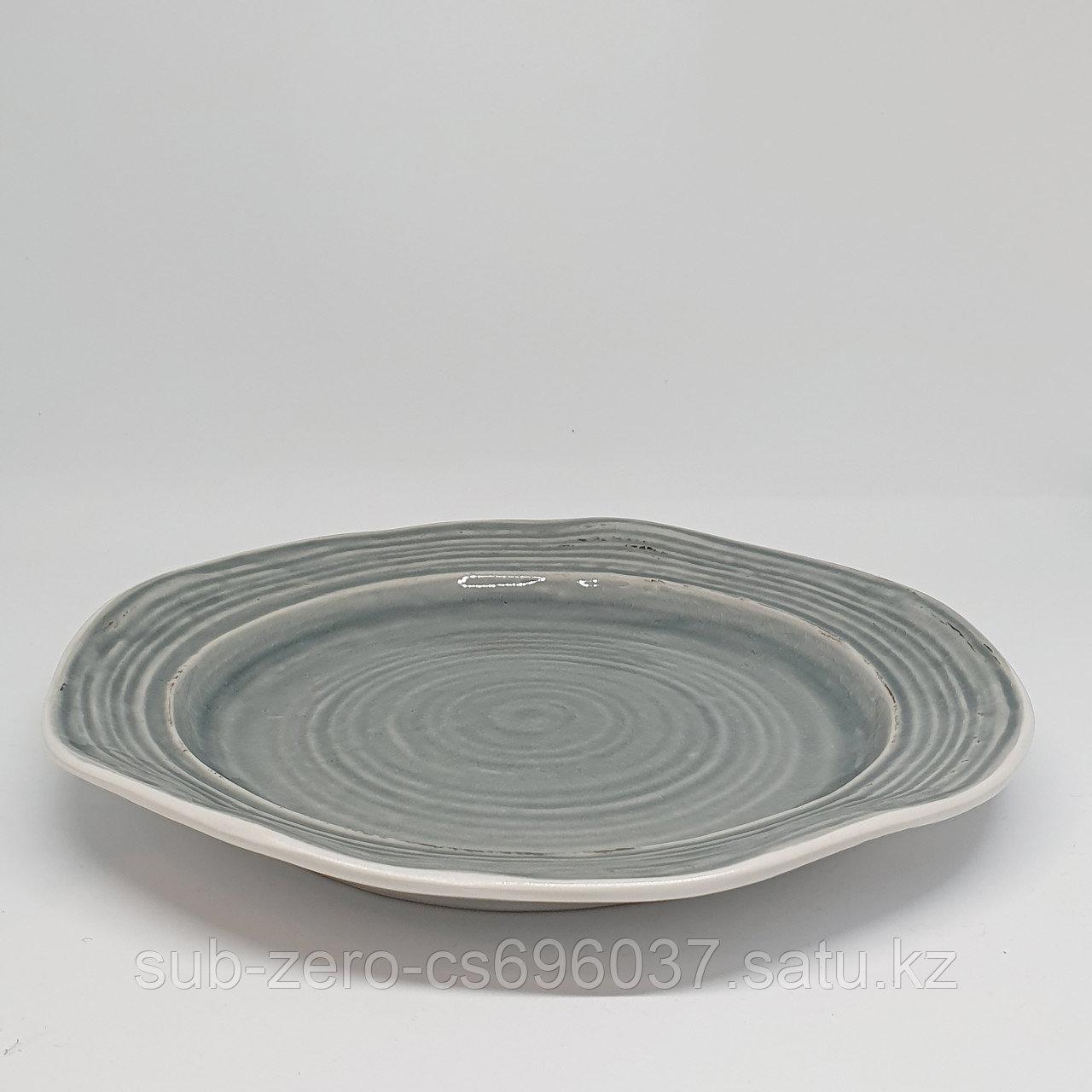 Тарелка из набора «Gray» 21см