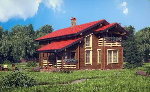 Проект дома №2223