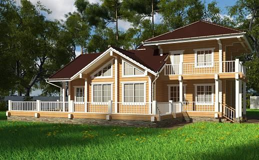 Проект дома №2266