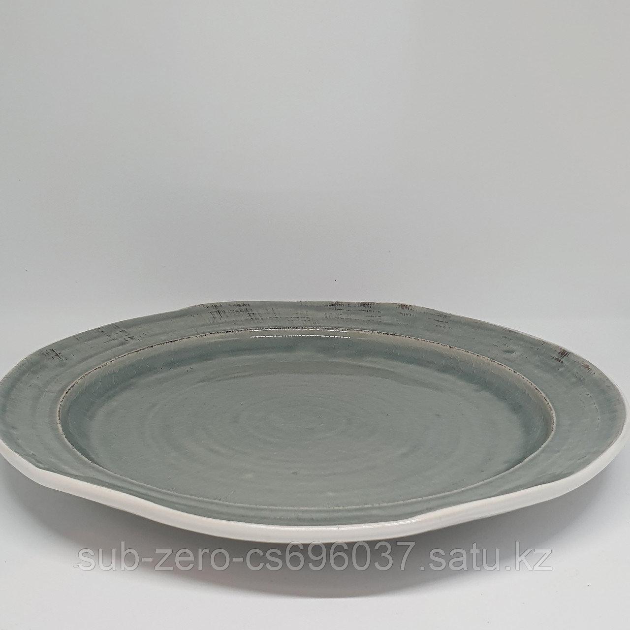 Тарелка из набора «Gray» 27см