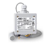 Контроллер для кровли DS-8C с датчиками влажности и температуры