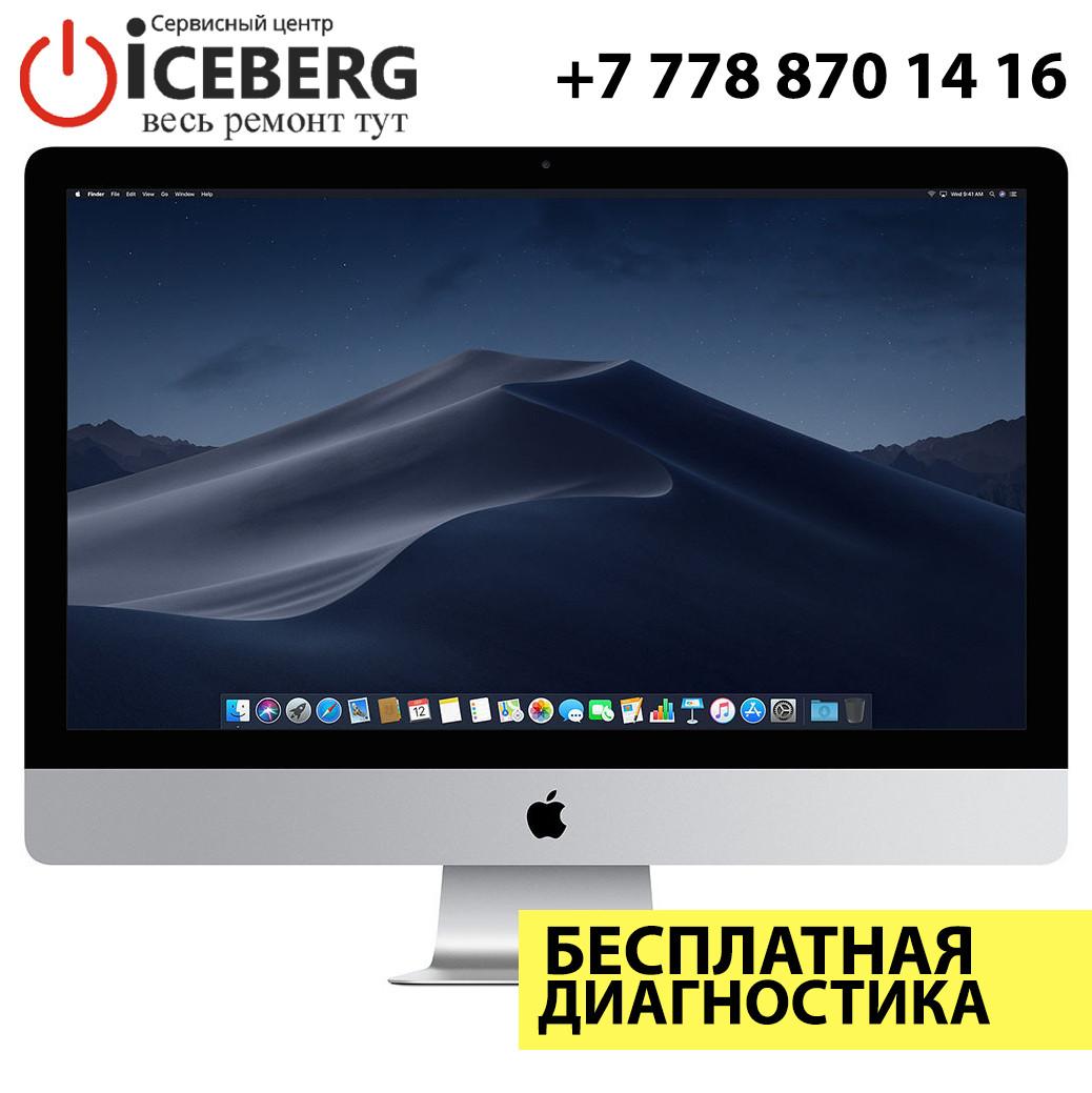 Ремонт моноблоков Apple iMac