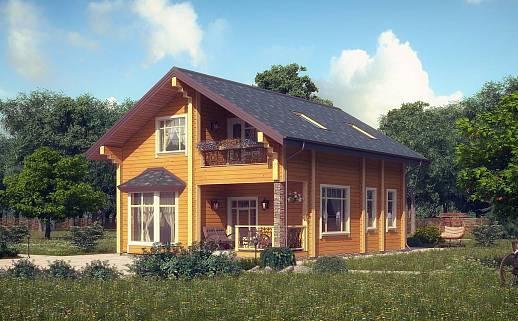 Проект дома №2238