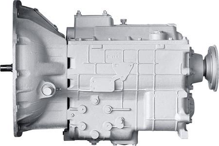 Коробка переключения передач (КПП) ЯМЗ-236Н-1700003