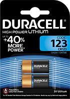 Батарейки DU HPL 123 2BL ATN