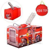 Детская палатка для игр «Щенячий патруль» (Красный), фото 3