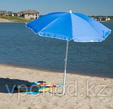 Зонт пляжный, диаметр 2,2м