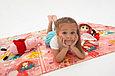 Термоковрик  для ползания игровой  складной Принцессы, фото 7