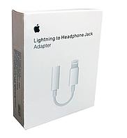 Переходник Lightning - Audio(f) 3.5mm