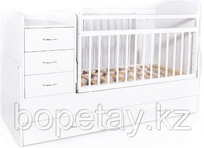 Кровать-трансформер детская Bambini