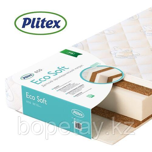 Матрас детский Plitex Eco Soft