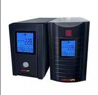 Источник бесперебойного питания, SantakUPS CPU, AVR, LCD display, 800VA/480W, 12V9AH