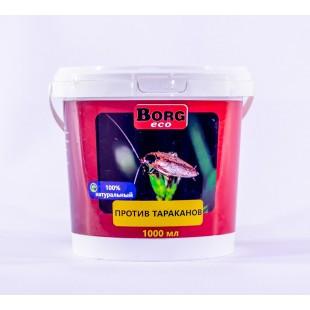 BORG Эко против тараканов, 1000 мл