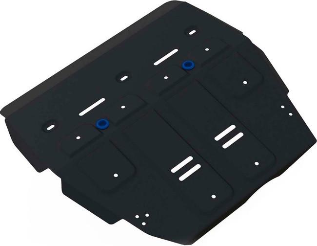 Защита картера и КПП Haval H2 МКПП 4WD (2014-2020)