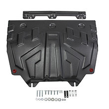 Защита картера и КПП Mazda 6 (2013-2021)/Mazda 3 (2013-2018)/CX-5 (2011-2017)/CX-9 (2017-2021)
