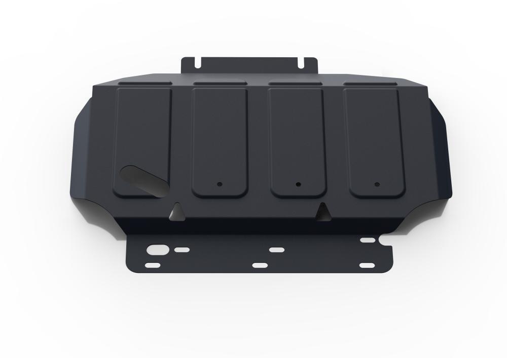 Защита картера Nissan Navara D40 (2005-2015)