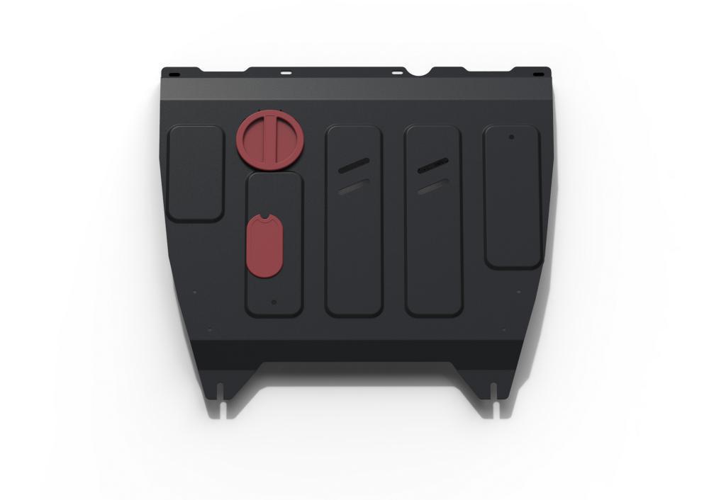 Защита картера и КПП Nissan Sentra (2014-2018)