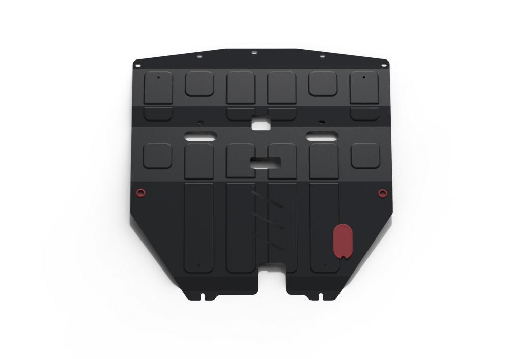 Защита картера и КПП Nissan Teana (2003-2008)