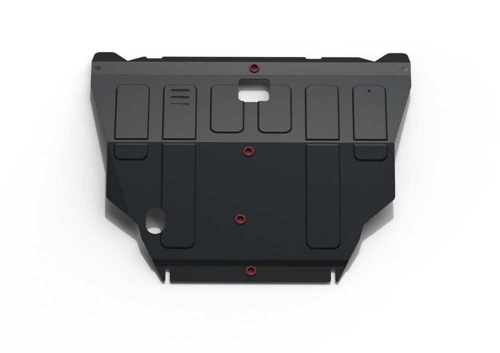 Защита картера и КПП Nissan X-Trail T30 (2001-2007)