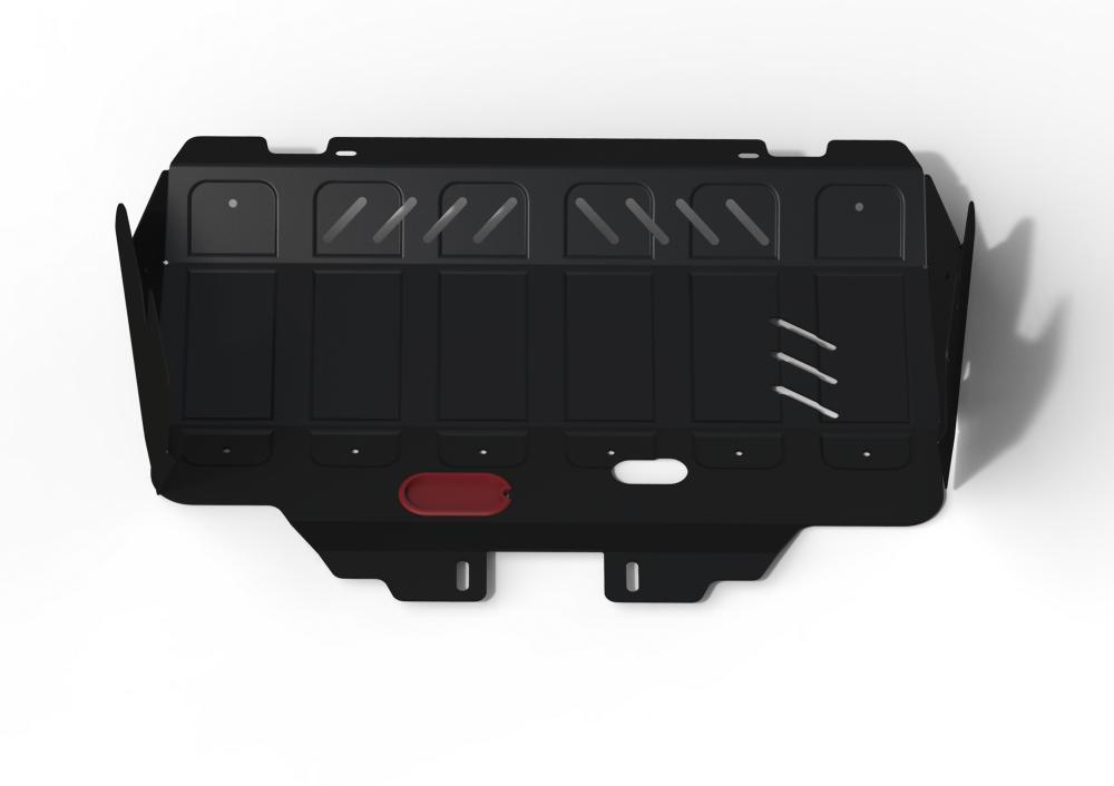 Защита картера увеличенная Subaru Forester (2013-2018)