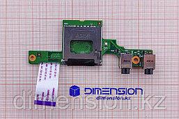 AUDIO порт, плата, разъем для ноутбука HP 620