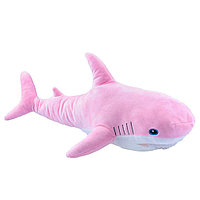 Акула розовая, 49см Fancy