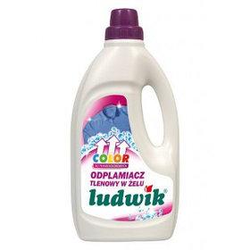 """Пятновыводитель, гель для цветных тканей """"Ludwik"""" 1л"""