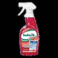 """Средство для мытья стекол и глазури грейпфрут """"Ludwik"""", 750 мл"""