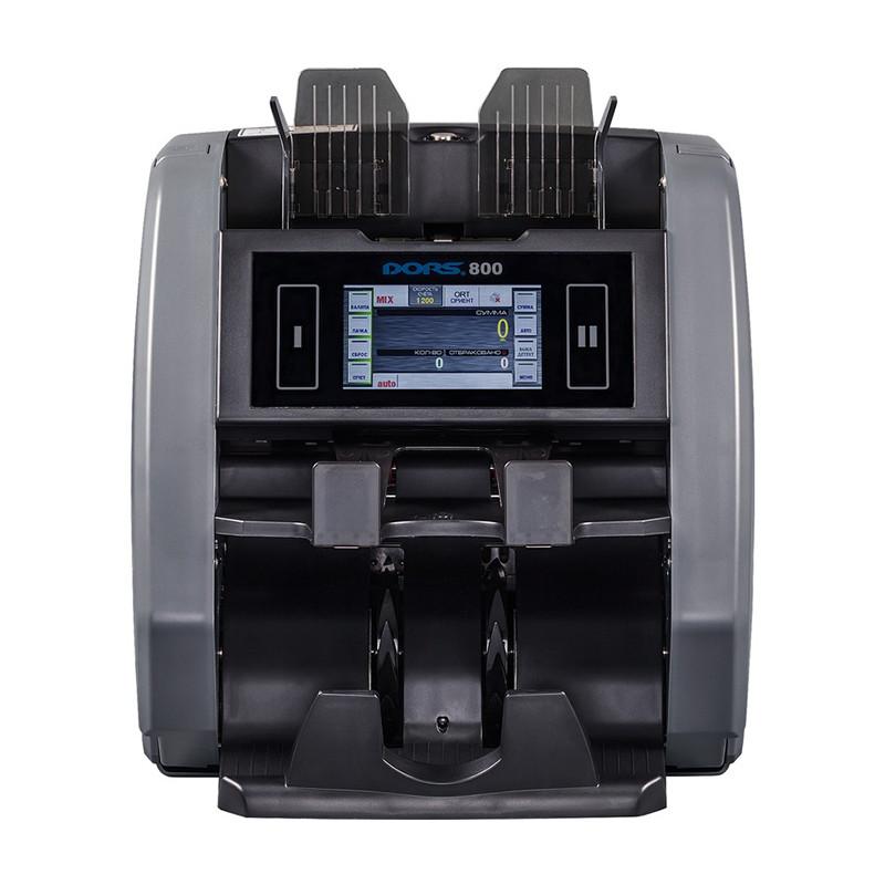 Счетчики банкнот DORS-800
