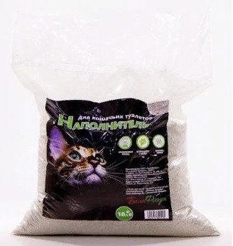 Наполнитель для кошачьих туалетов 10л, фото 2
