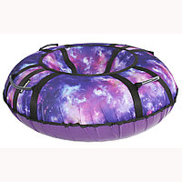 Тюбинг Hubster Lux Галактика 100 см