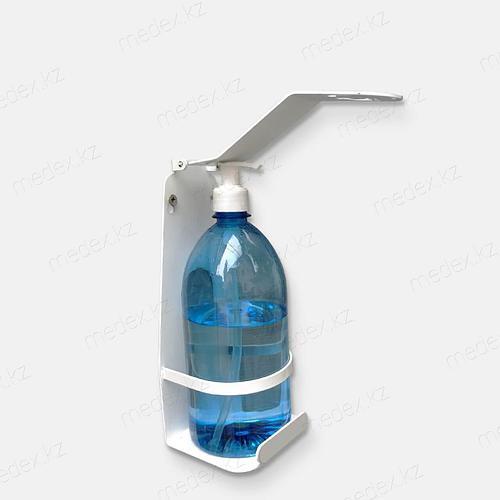 Локтевой дозатор 1 л (металл)