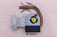 Кулер, вентилято, система охлаждения, радиатор, термотрубка для ноутбука ASUS G60 G60J G60JX