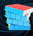 Кубик Рубика 4x4x4 Moyu Meilong в цветном пластике, фото 4