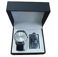 Набор часы + зажигалка (Hugo Boss), фото 1