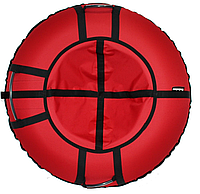 Тюбинг Hubster Хайп Красный 100 см