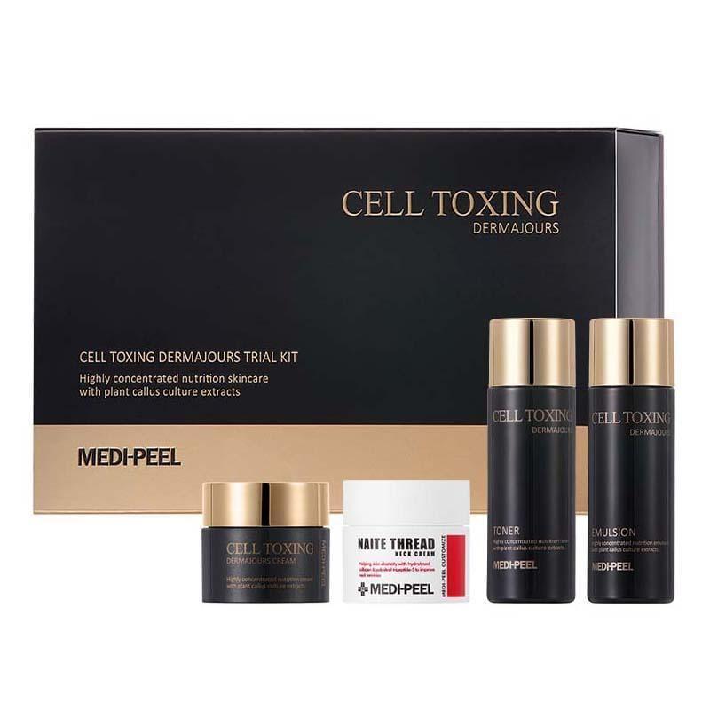 Антивозрастной мини - набор Medi-Peel Cell Toxing Dermajours Trial Kit