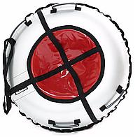 Тюбинг Hubster Ринг Серый-красный 90 см, фото 1