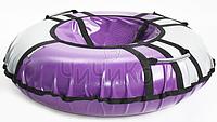 Тюбинг Hubster Sport Фиолетовый-серый 90 см, фото 1