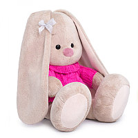 Зайка Ми в розовом свитере SidM-344